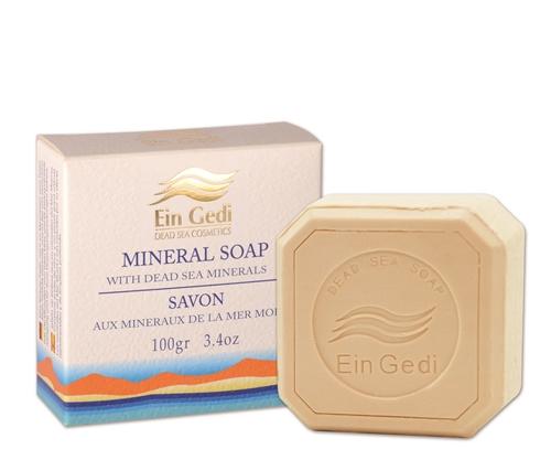 Dead Sea White Collection Mineral soap - 100 gr.