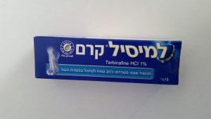 LAMISIL CREAM TERBINAFINE HCL 1%