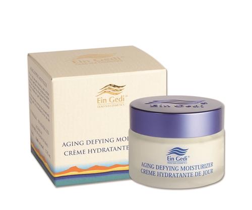 Dead Sea Mineral Day Cream - White Collection - 50ml.