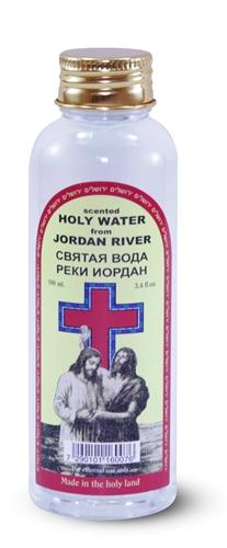 Cross Baptist - Water from Jordan River- 100 ml