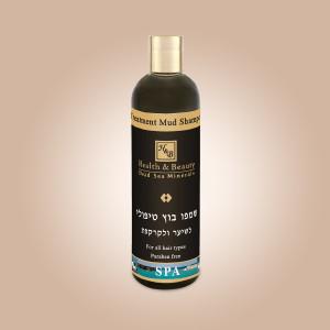 Treatment Mud Shampoo for Hair and Scalp