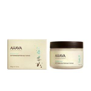 AHAVA - SOFTENING BUTTER SALT SCRUB (350 GR./12.3 OZ.)