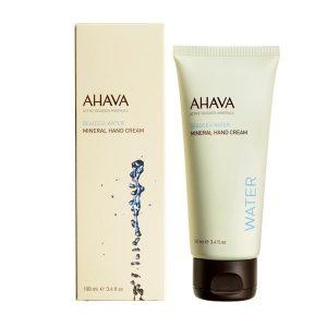 AHAVA - MINERAL HAND CREAM (100 ML./3.5 OZ.)