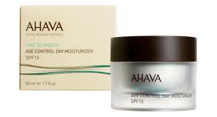 AHAVA - AGE CONTROL DAY MOISTURIZER SPF 15 (50 ML./1.7