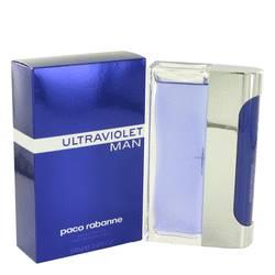 Ultraviolet Cologne 3.4 oz Eau De Toilette Spray 100 ml